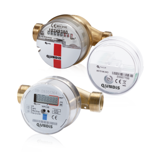 QUNDIS water meters Q water