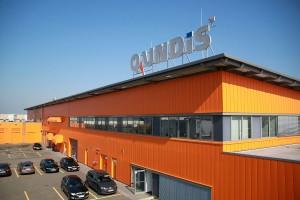 Produktion und Unternehmenszentrale in Erfurt